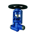Vysokotlaké uzatváracie a regulačné ventily