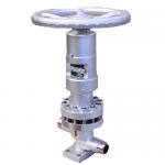 Vlnovcové uzatváracie a regulačné ventily